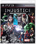 Injustice: Fate of Two Worlds (Marvel VS DC)
