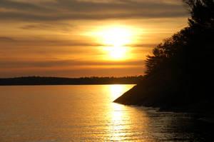 Muskoka Sunset by jedi22