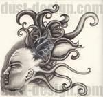 Tentacle head