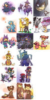 Pokemons and trainers 10