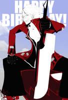 Happy Birthday Ragna by Natolii