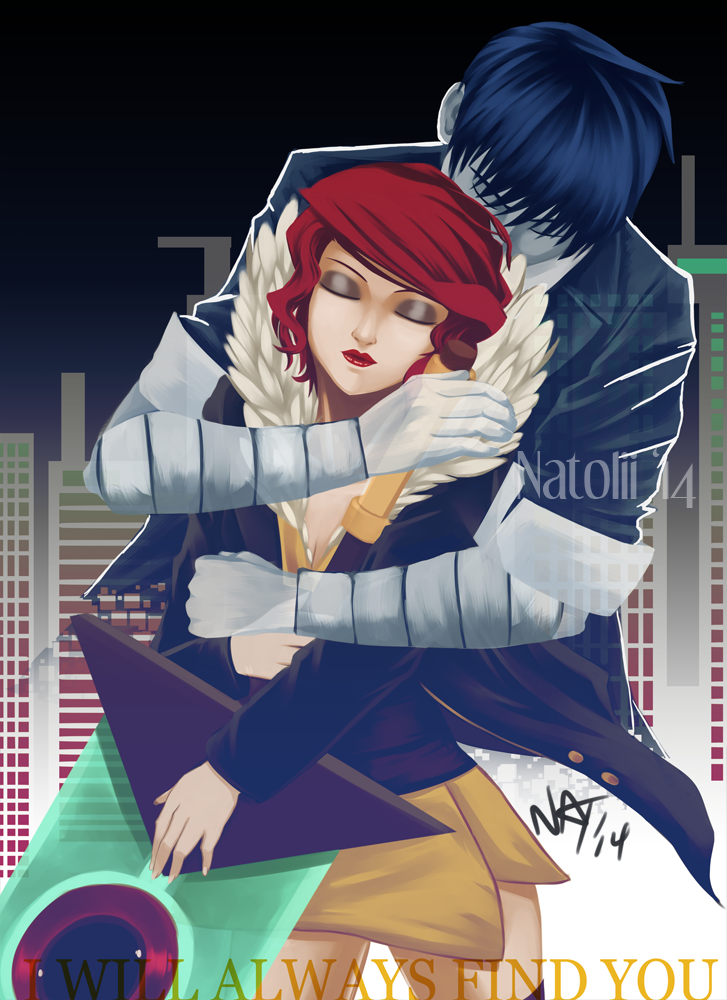 Transistor - I'll always find you by Natolii
