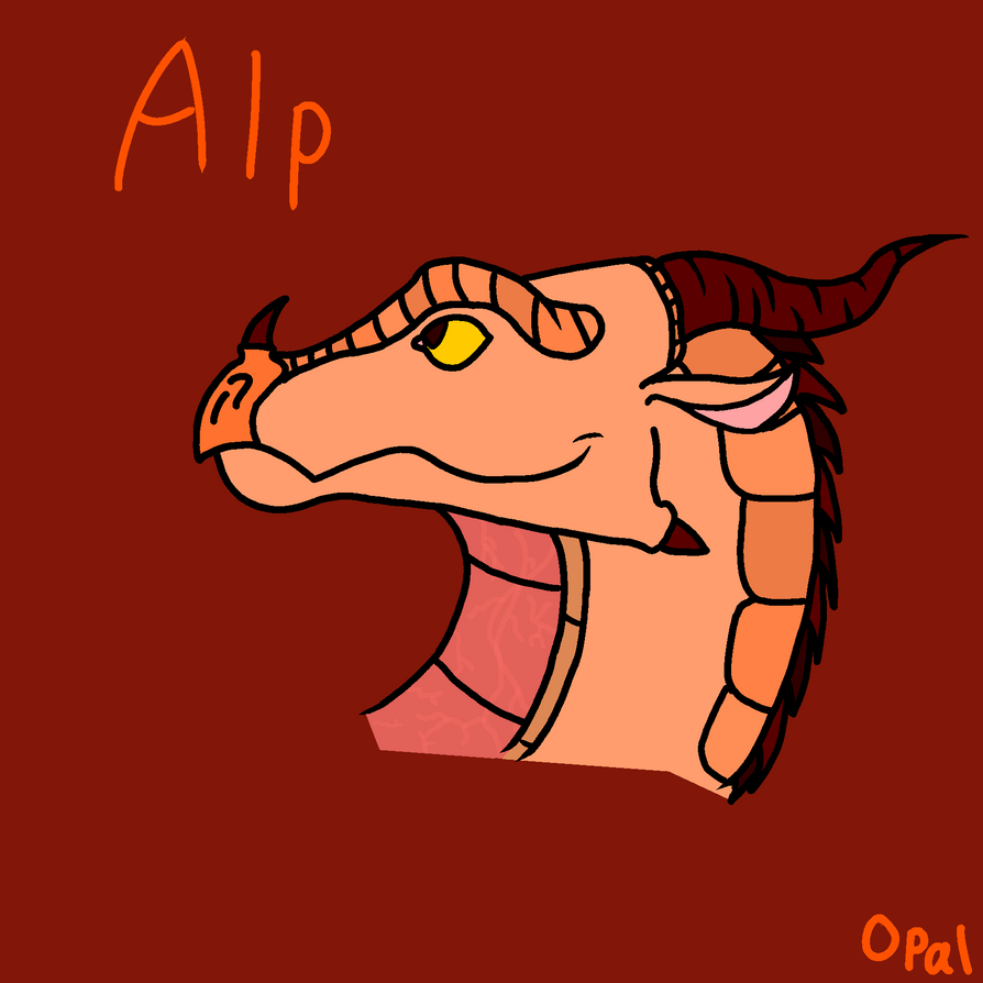 Alp the SkyWing by ShardTheIceNight