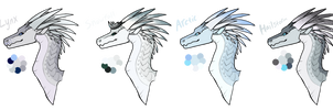 I designed some of the Icewings