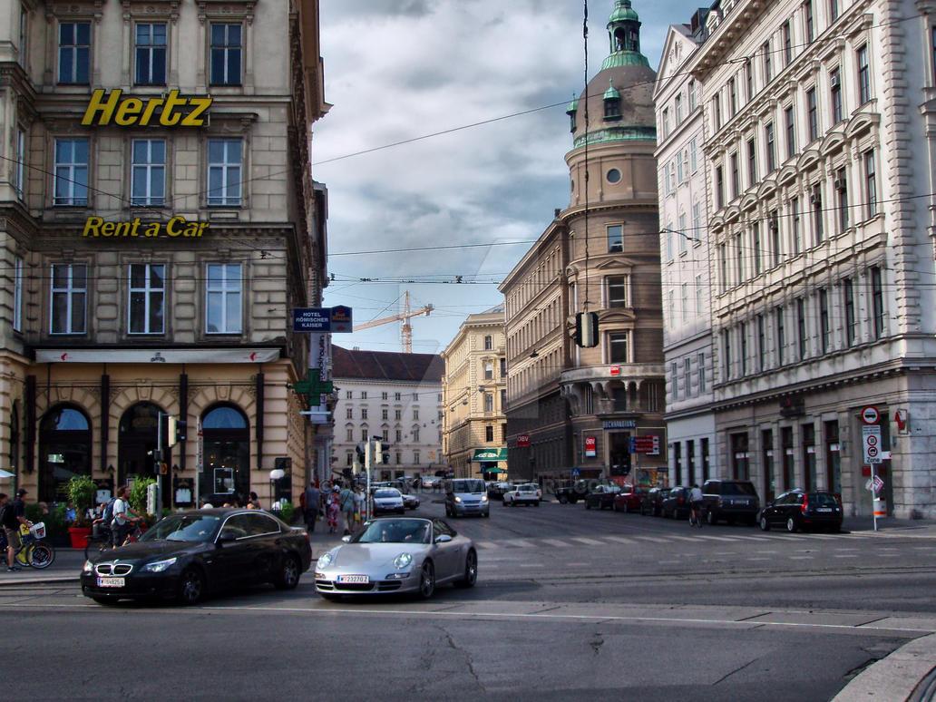Bmw Vs Porsche In Vienna By Asimakis On Deviantart
