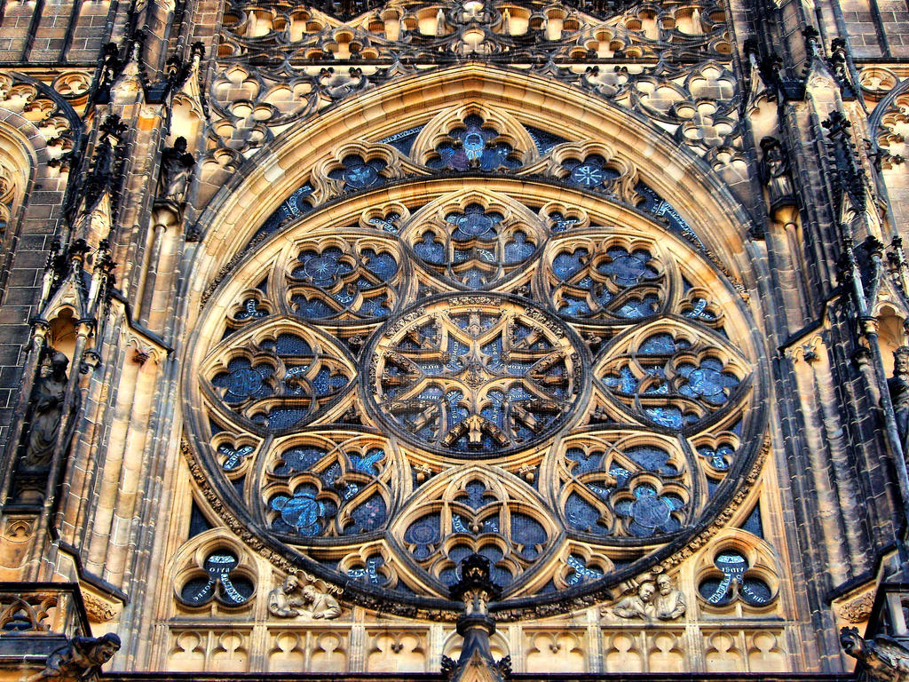 Rose Window By Asimakis