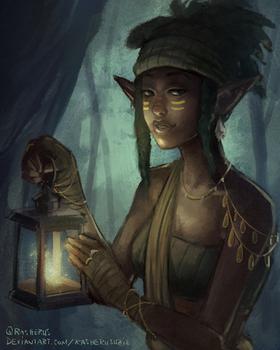 Swamp Druid Sabine [C]