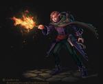 Sollys the Warlock
