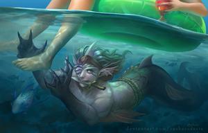 Underwater Predator