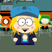me in south park form