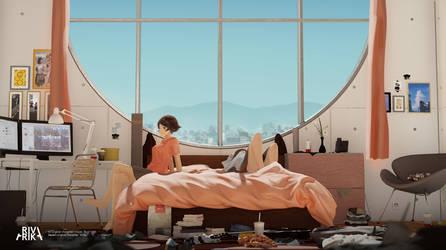 Chillin' by Kyokazu