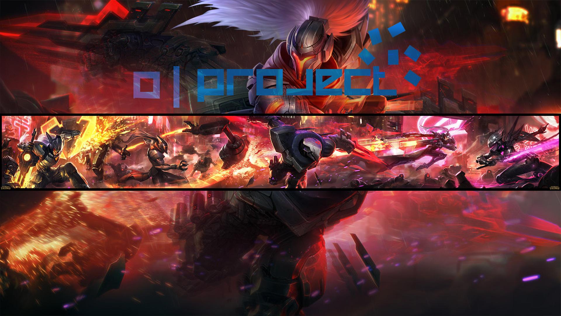 League Of Legends Wallpaper Project By Zeddashadowmaster On Deviantart