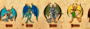 The EGGS by Noble-Gargoyle