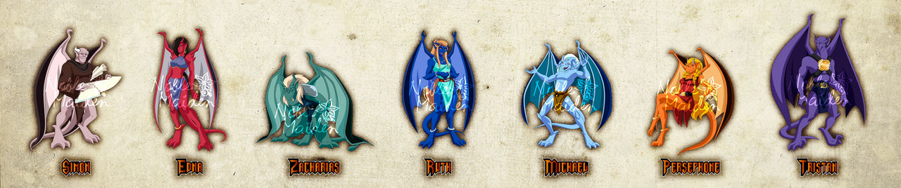 The EGGS 4 by Noble-Gargoyle