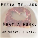 Peeta The Hunk by numbaoneplatypus