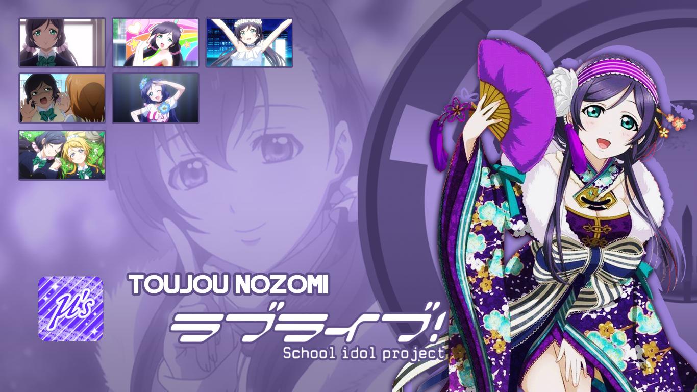 Toujou Nozomi Wallpaper by twinklingnova on DeviantArt