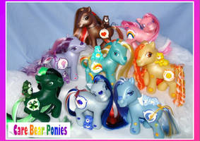 Care Bear Collection by sammytvr