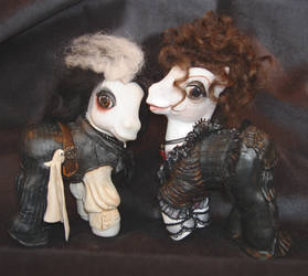 Todd and Lovett by sammytvr