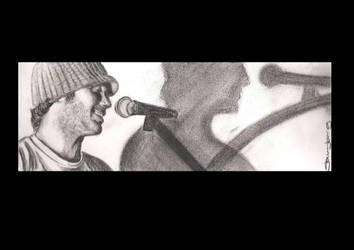 Jason Manns Drawing 1 by sammytvr