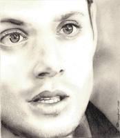 Jensen Ackles, Dean Winchester by sammytvr