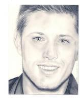 Jensen Ackles No 3 by sammytvr