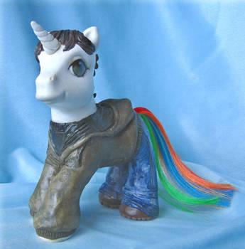 Sam Winhester Custom Pony