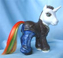 Dean Winchester Custom by sammytvr