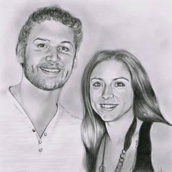 Jason and Krista