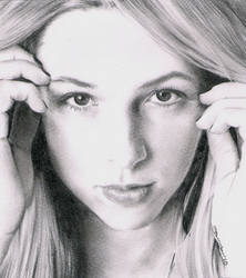Alona Tal, Jo Harvelle by sammytvr