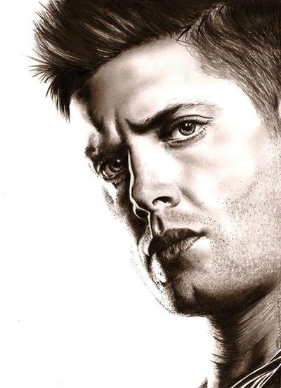 Jensen Ackles No.5 by sammytvr