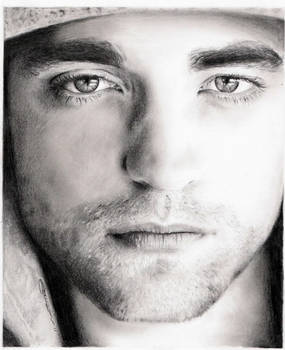 Robert Pattinson no.1