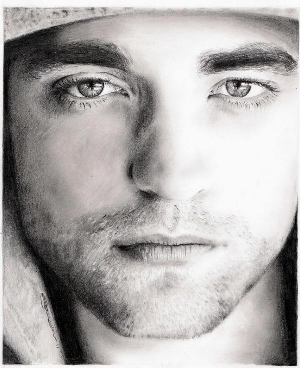 Robert Pattinson no.1 by sammytvr