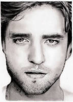 Robert Pattinson no.2 by sammytvr