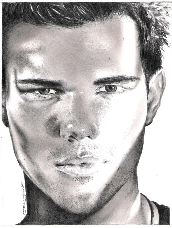 Taylor Lautner no.2 by sammytvr