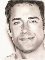 Zachary Levi by sammytvr