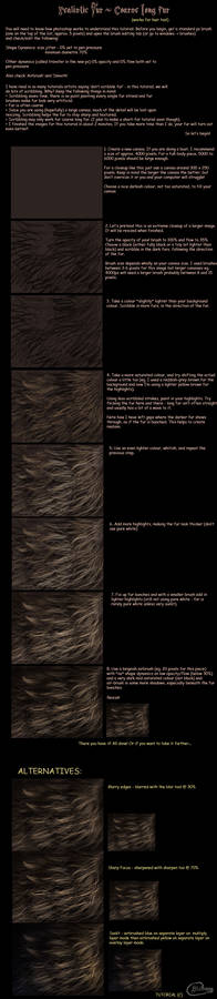 Coarse Fur Tutorial