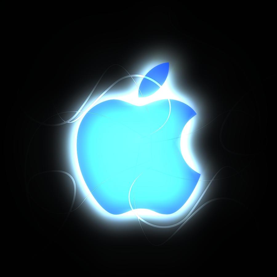 Ipad Apple Wallpaper Blue By Thekingofthevikings On Deviantart