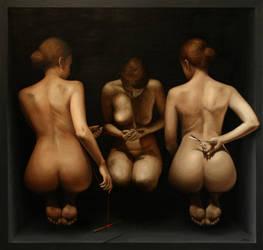 Three Fates by sampoka