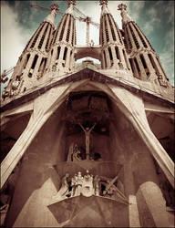 Sagrada Familia II by creo318