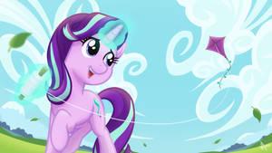 Starlight Glimmer likes kites