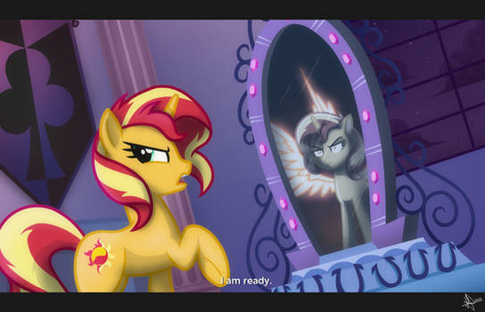 The fall of Sunset Shimmer