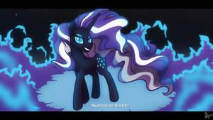 Nightmare Rarity - Speedpaint