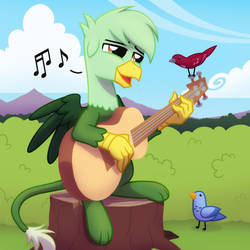 800 Watchers Request 2 - Bird song