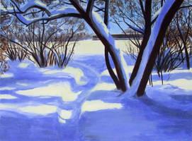 Winter by Vineris
