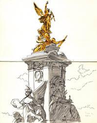 Victoria Memorial by Vineris