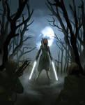 Mandalorian study - The Jedi