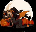 Halloween Marguerite