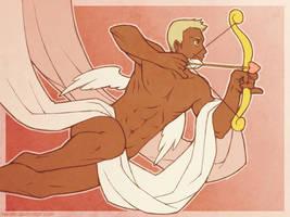 Cupidon by veroro