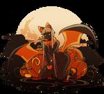 delicious pumpkins by veroro