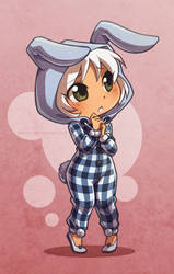 bunbun jamjams (commission) by veroro